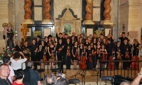 ¿Qué son los conciertos académicos?