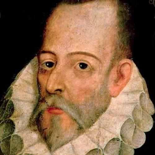 Miguel de Cervantes en los conciertos de Abril