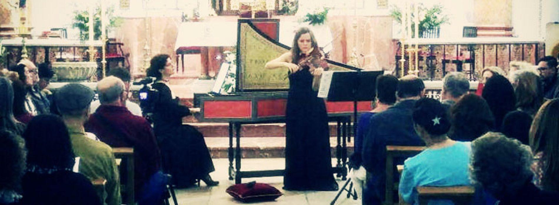 Un público encandilado al son de la Música Antigua