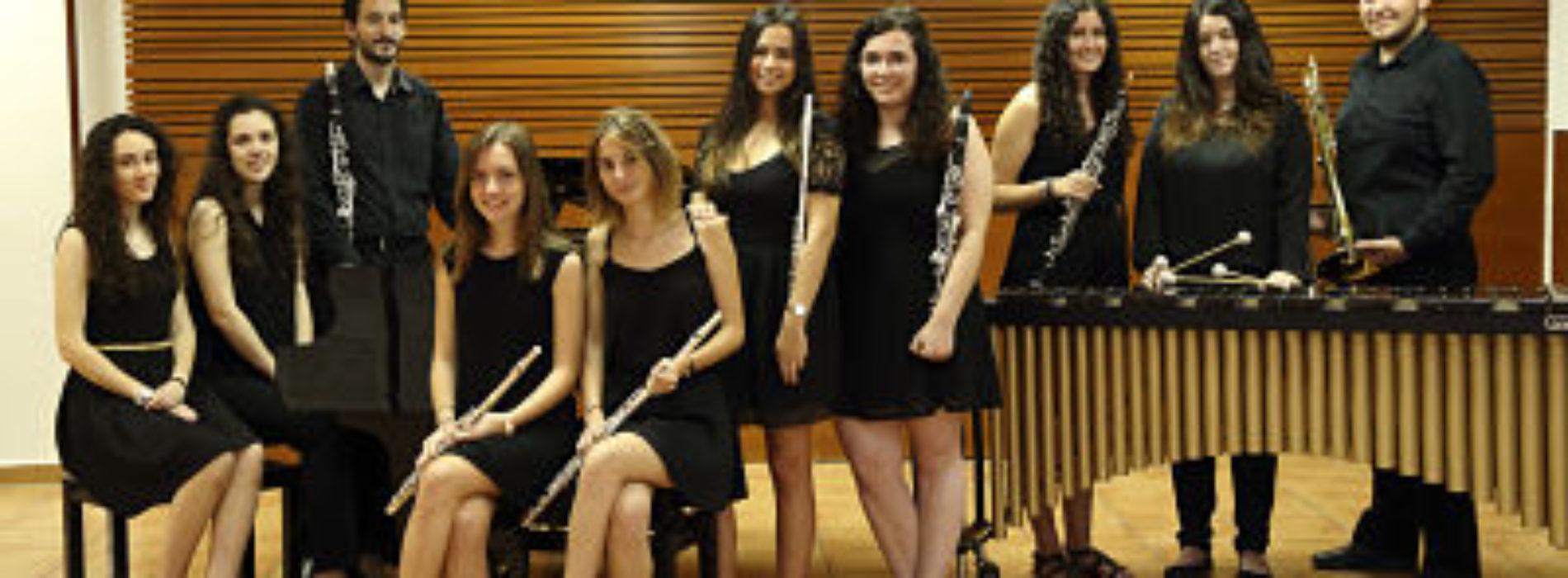 Primera promoción del Centro  Profesional de Música Vila de Sant Joan