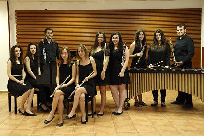 Primera Promoción de 6º grado del Centro Profesional de Música Vila de Sant Joan