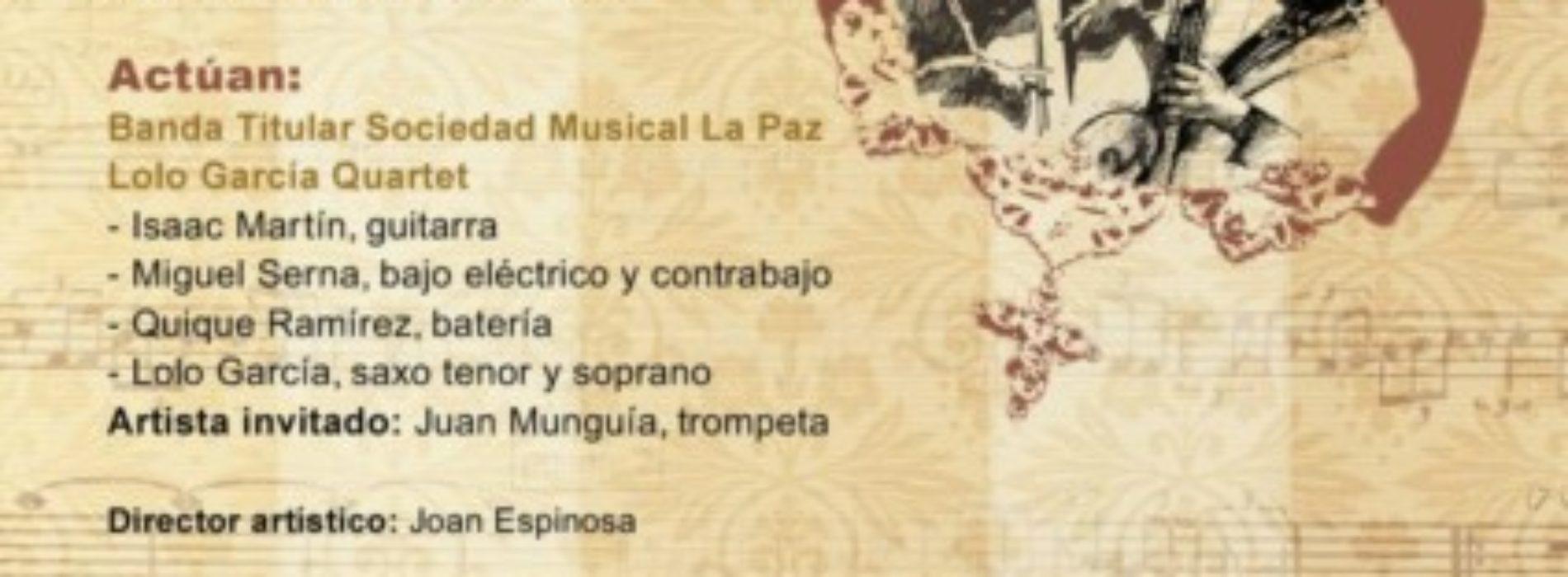 Suite de Jazz,en 7 movimientos para Banda y Cuarteto solista.