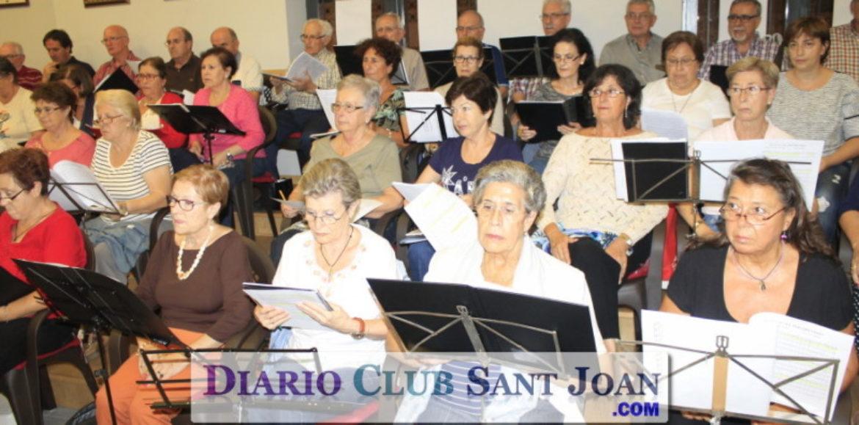 Los coros locales se integran en la Sociedad Musical La Paz.