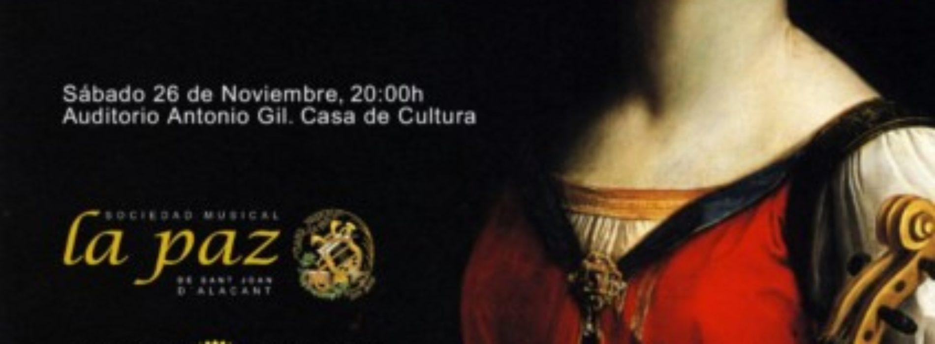 El homenaje a Francisco Martínez da la  bienvenida a los nuevos músicos de la banda.