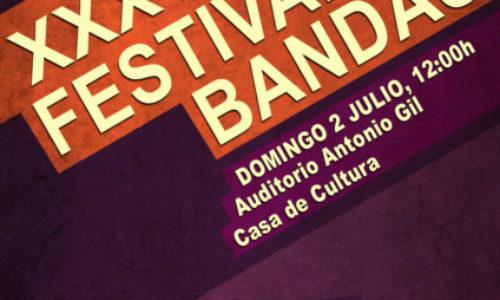 La Paz realiza el Festival de Bandas el próximo domingo 2 a las 12h.
