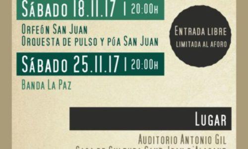 Concierto de Santa Cecilia 2017