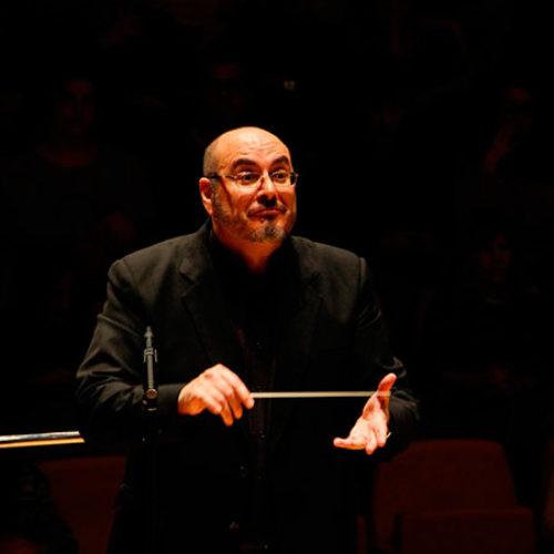 «Aquí ha habido mucho trabajo y mucho esfuerzo por parte de los músicos de la Orquesta».