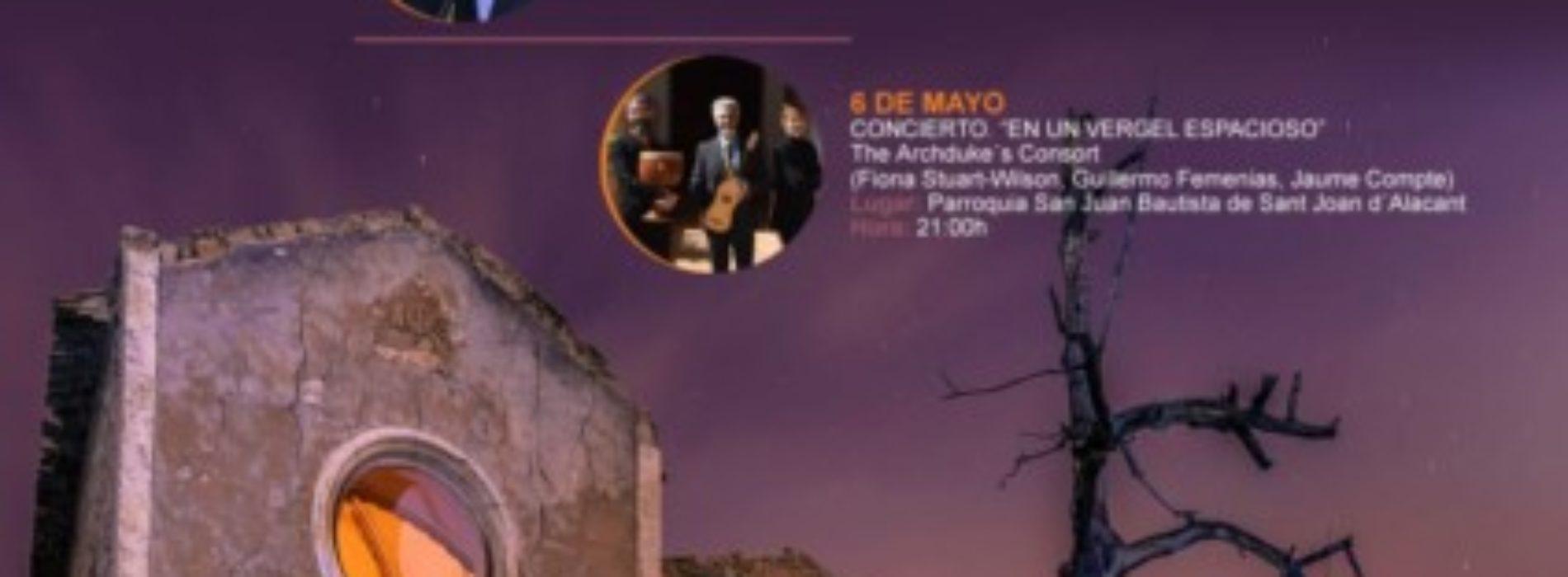 La Sociedad Musical «La Paz» presenta la XI Edición del Ciclo de Música Antigua «Sancti Iohannis