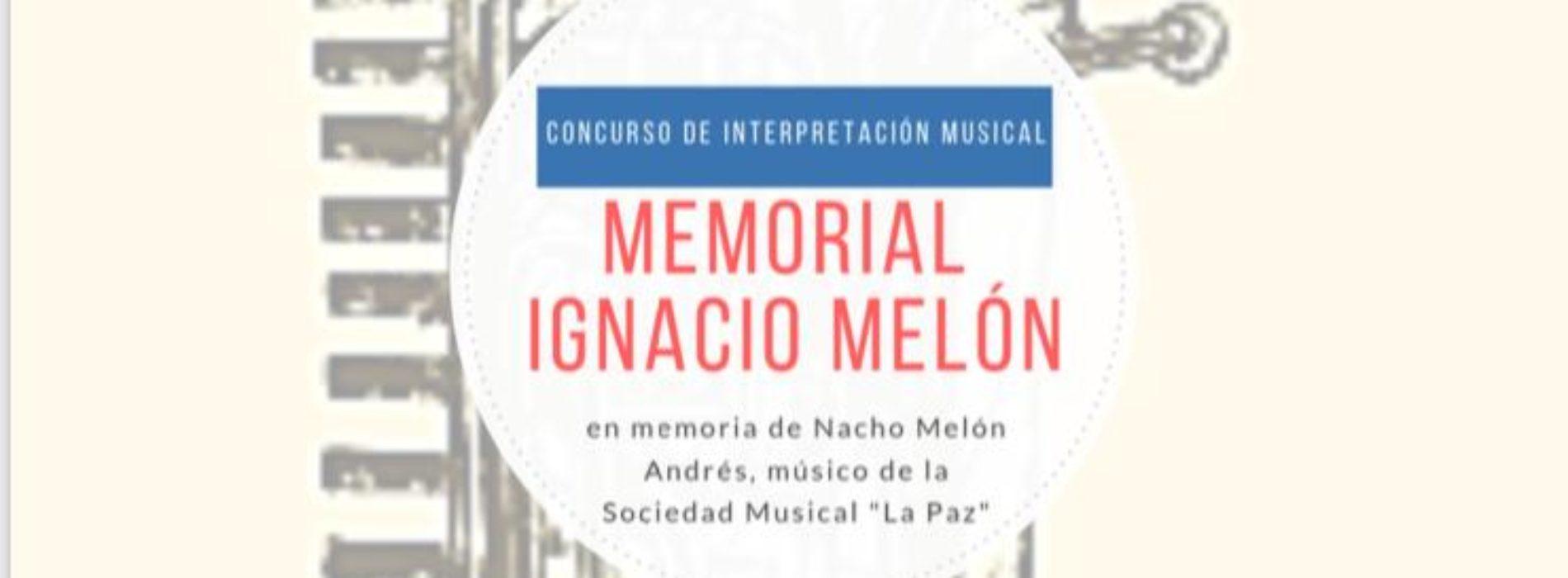 Bases concurso Nacho Melón