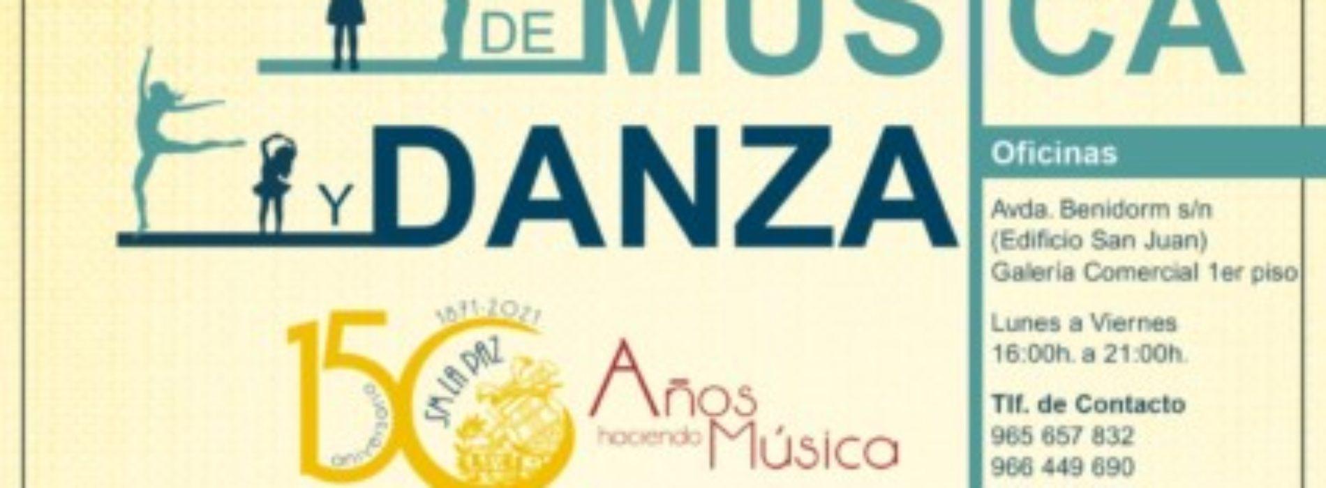 CURSO 2020/2021 Escuela de música y danza Maestro Climent.