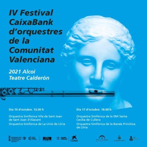 Festival CaixaBank de Orquestas en Alcoy